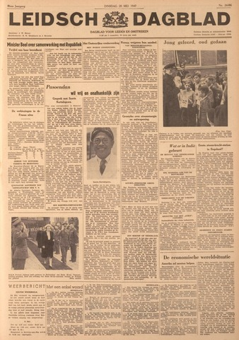 Leidsch Dagblad 1947-05-20