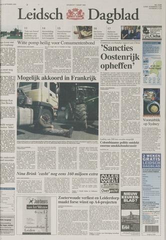 Leidsch Dagblad 2000-09-08