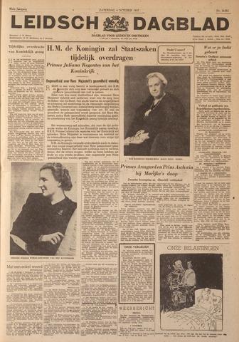 Leidsch Dagblad 1947-10-04