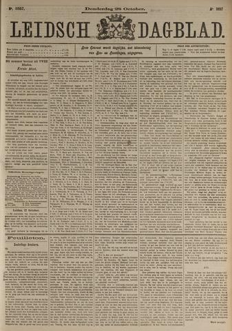 Leidsch Dagblad 1897-10-28
