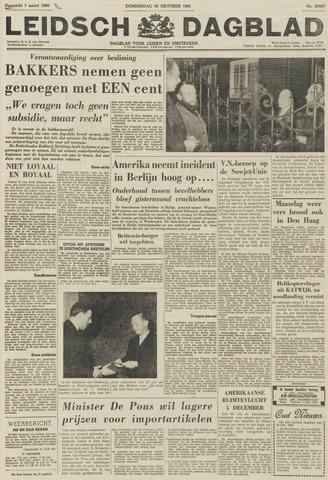 Leidsch Dagblad 1961-10-26