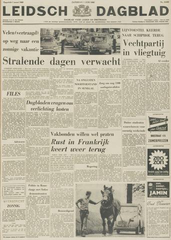 Leidsch Dagblad 1968-06-01
