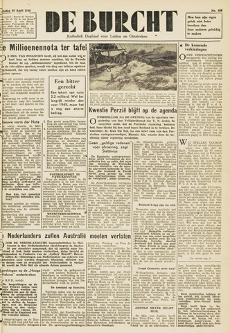 De Burcht 1946-04-16