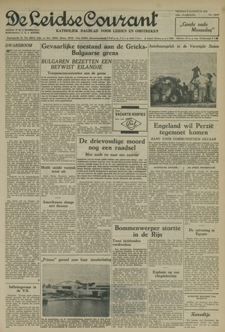 Leidse Courant 1952-08-08