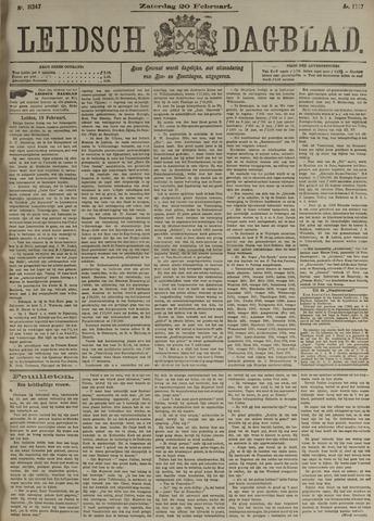 Leidsch Dagblad 1897-02-20