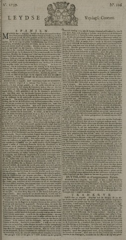 Leydse Courant 1739-09-04