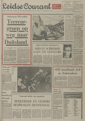 Leidse Courant 1974-06-10