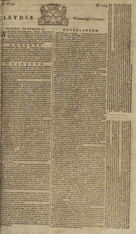 Leydse Courant 1754-10-16