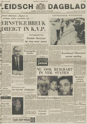 Leidsch Dagblad 1968-01-08