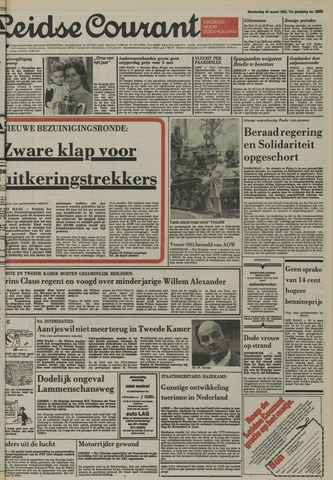 Leidse Courant 1981-03-26