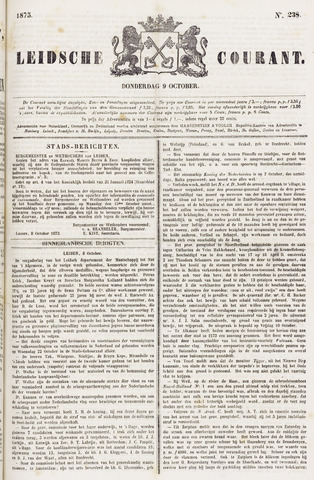 Leydse Courant 1873-10-09