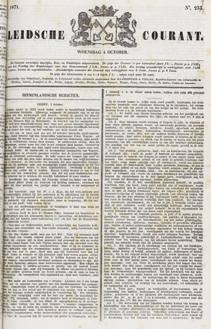Leydse Courant 1871-10-04