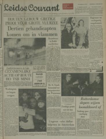 Leidse Courant 1971-02-03