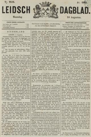 Leidsch Dagblad 1868-08-10
