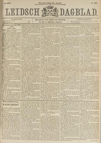 Leidsch Dagblad 1894-04-19