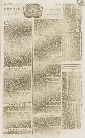 Leydse Courant 1817-07-07