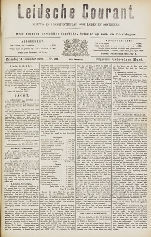 Leydse Courant 1889-12-14