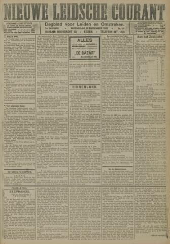 Nieuwe Leidsche Courant 1921-12-21