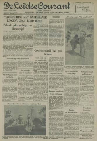 Leidse Courant 1961-08-09