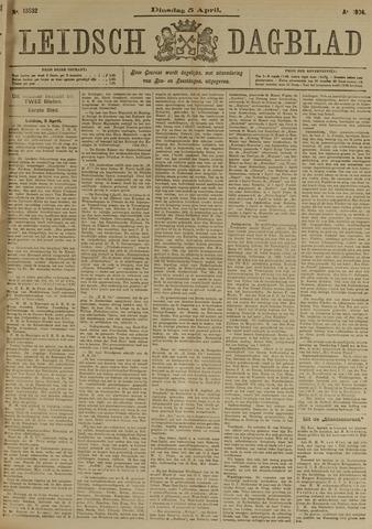 Leidsch Dagblad 1904-04-05