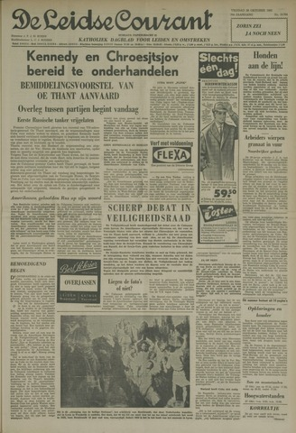 Leidse Courant 1962-10-26