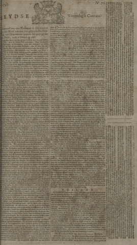 Leydse Courant 1743-06-26