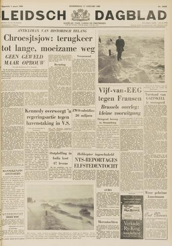 Leidsch Dagblad 1963-01-17
