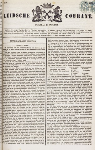 Leydse Courant 1876-10-10