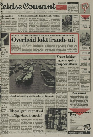 Leidse Courant 1988-06-14