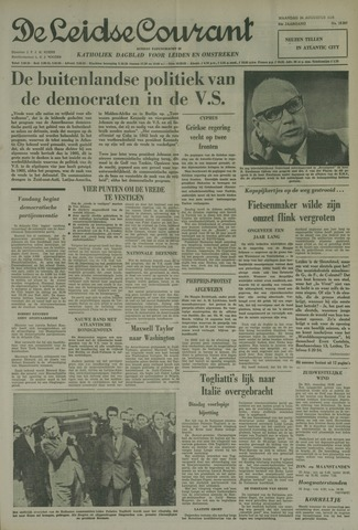 Leidse Courant 1964-08-24