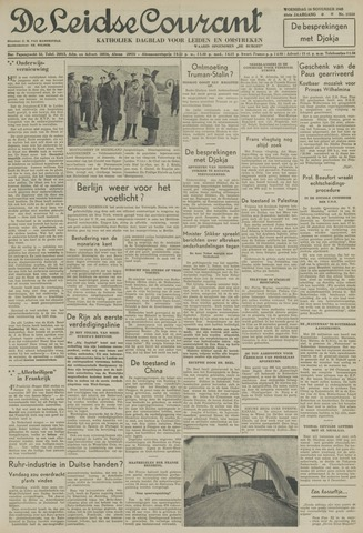 Leidse Courant 1948-11-10