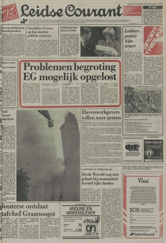 Leidse Courant 1984-09-17