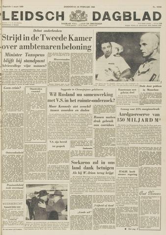 Leidsch Dagblad 1962-02-22