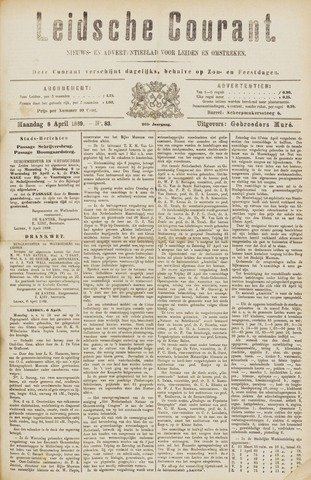 Leydse Courant 1889-04-08