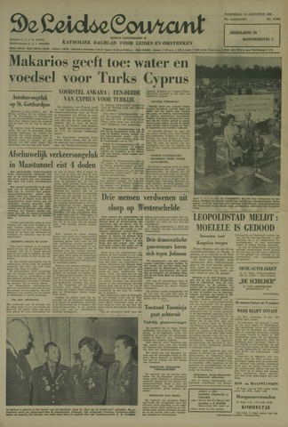 Leidse Courant 1964-08-19