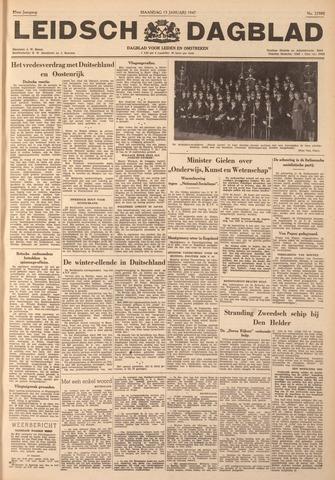 Leidsch Dagblad 1947-01-13