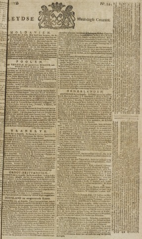 Leydse Courant 1771-08-26