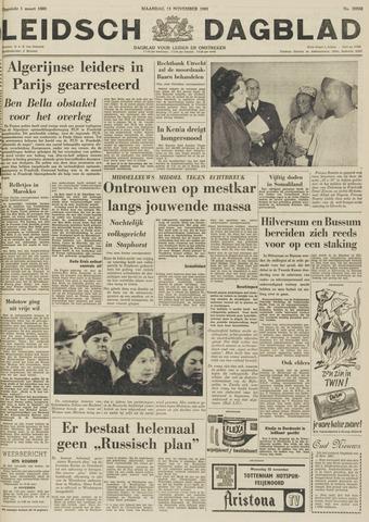Leidsch Dagblad 1961-11-13