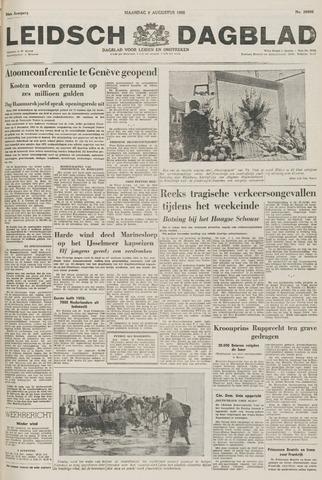 Leidsch Dagblad 1955-08-08