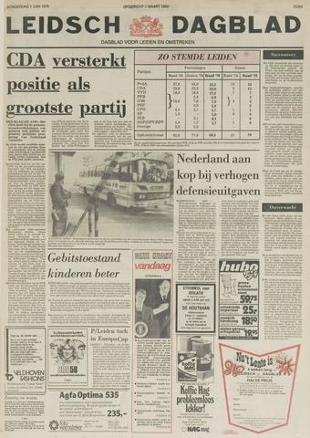 Leidsch Dagblad 1978-06-01