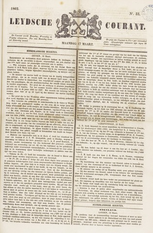 Leydse Courant 1862-03-17