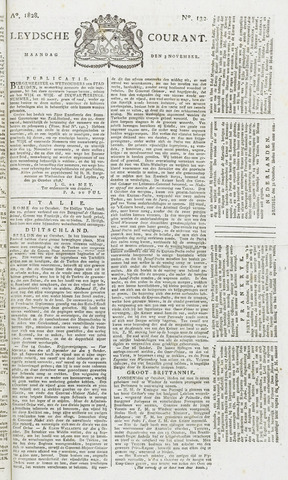 Leydse Courant 1828-11-03