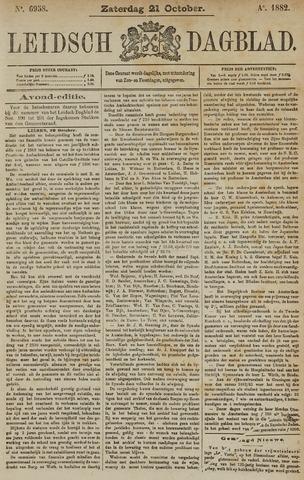 Leidsch Dagblad 1882-10-21