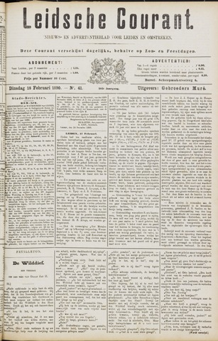 Leydse Courant 1890-02-18