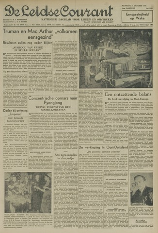 Leidse Courant 1950-10-16