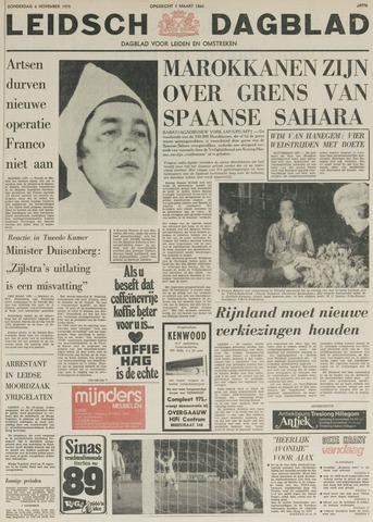 Leidsch Dagblad 1975-11-06
