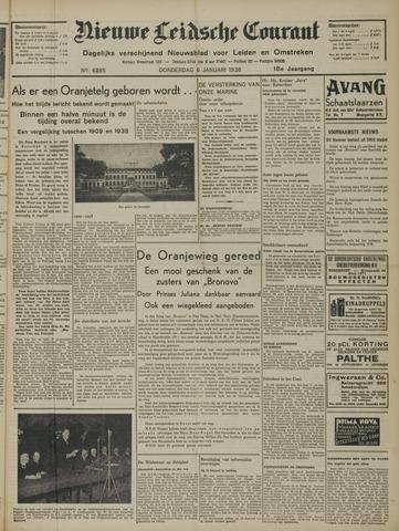 Nieuwe Leidsche Courant 1938-01-06