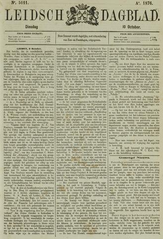 Leidsch Dagblad 1876-10-10