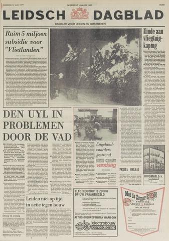 Leidsch Dagblad 1977-07-12