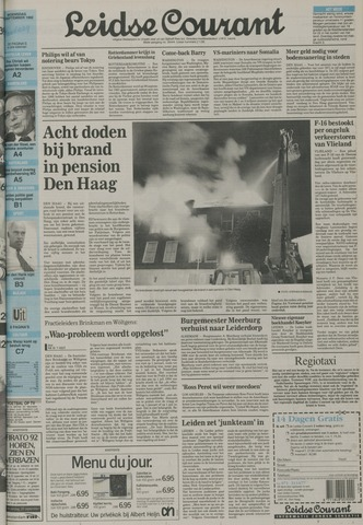 Leidse Courant 1992-09-16